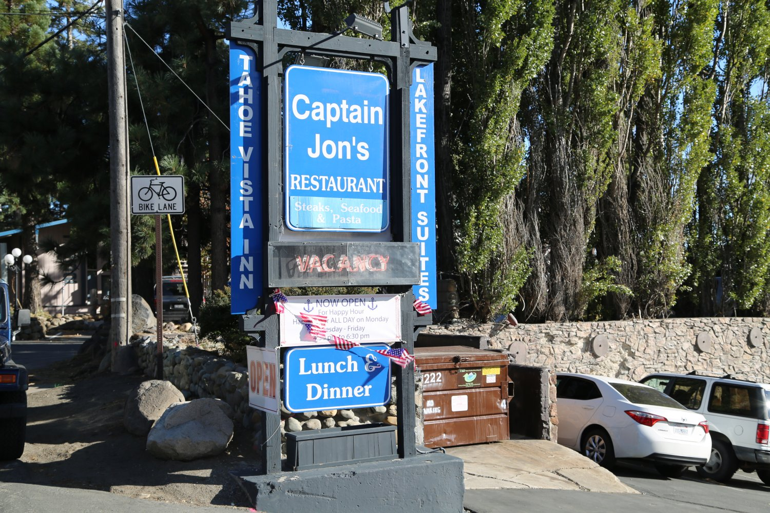 Guides Lake Tahoe CA Restaurants Dave 39 S Travel Corner