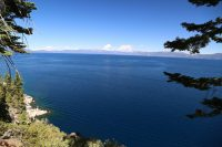 Lake Tahoe, CA – Mileage