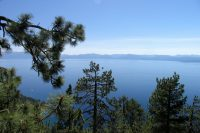 Lake Tahoe, CA – Hiking, Biking