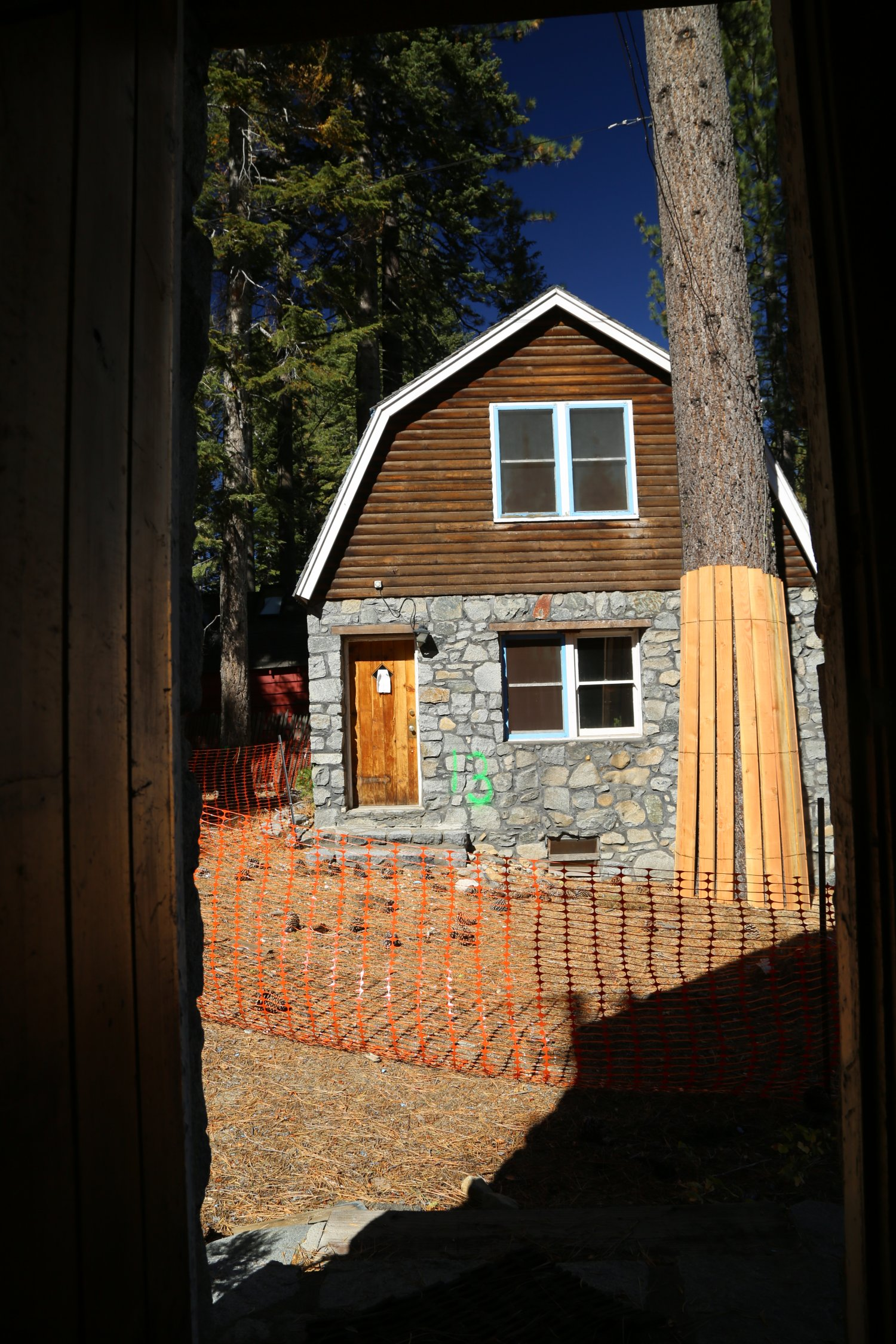real dr north bay old cabin print in lake tunnington estate tahoe carnelian cabins
