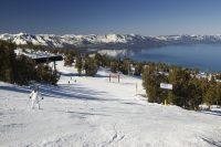 Lake Tahoe, CA – Skiing