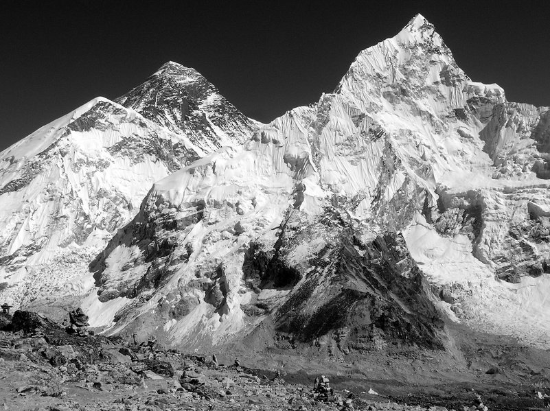 himalayan mountains mt everest