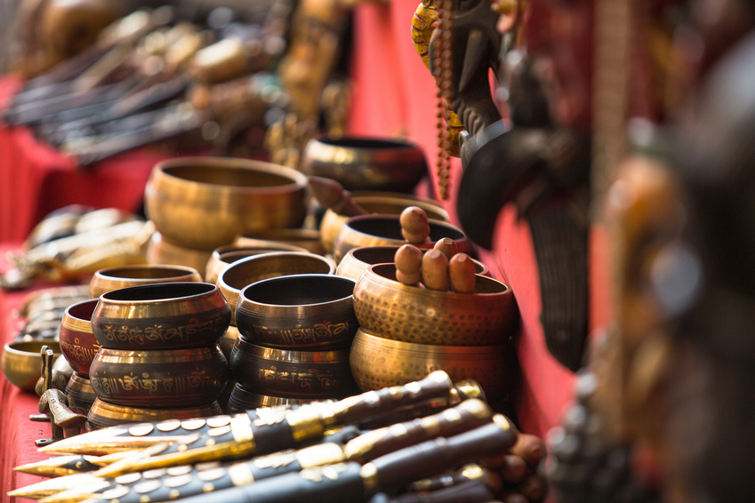 Handicrafts in Nepal