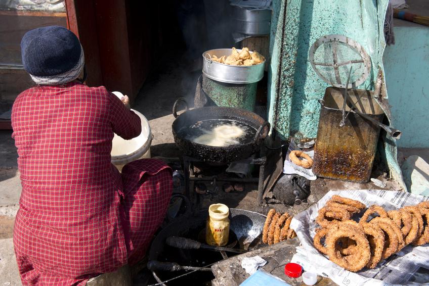 Nepalese Street food