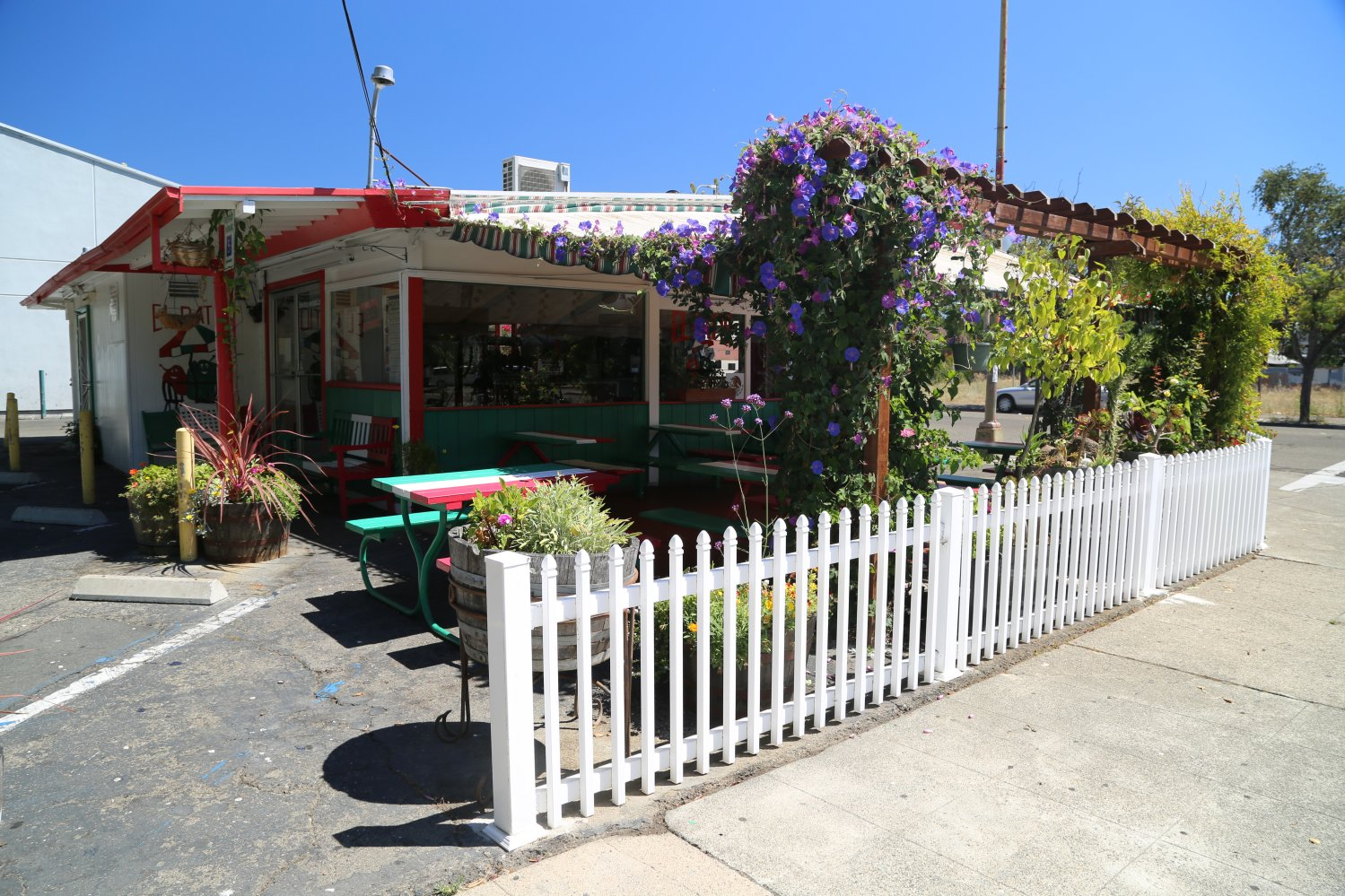 ... El Patio Santa Rosa Ca By Guides Santa Rosa Ca Restaurants Dave S  Travel Corner ...