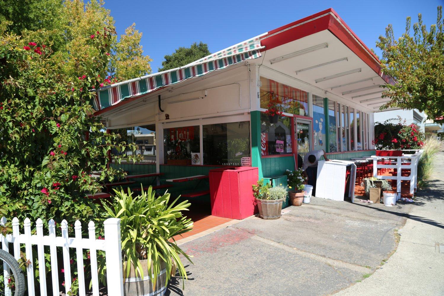 Mexican Restaurant Santa Rosa Th Street