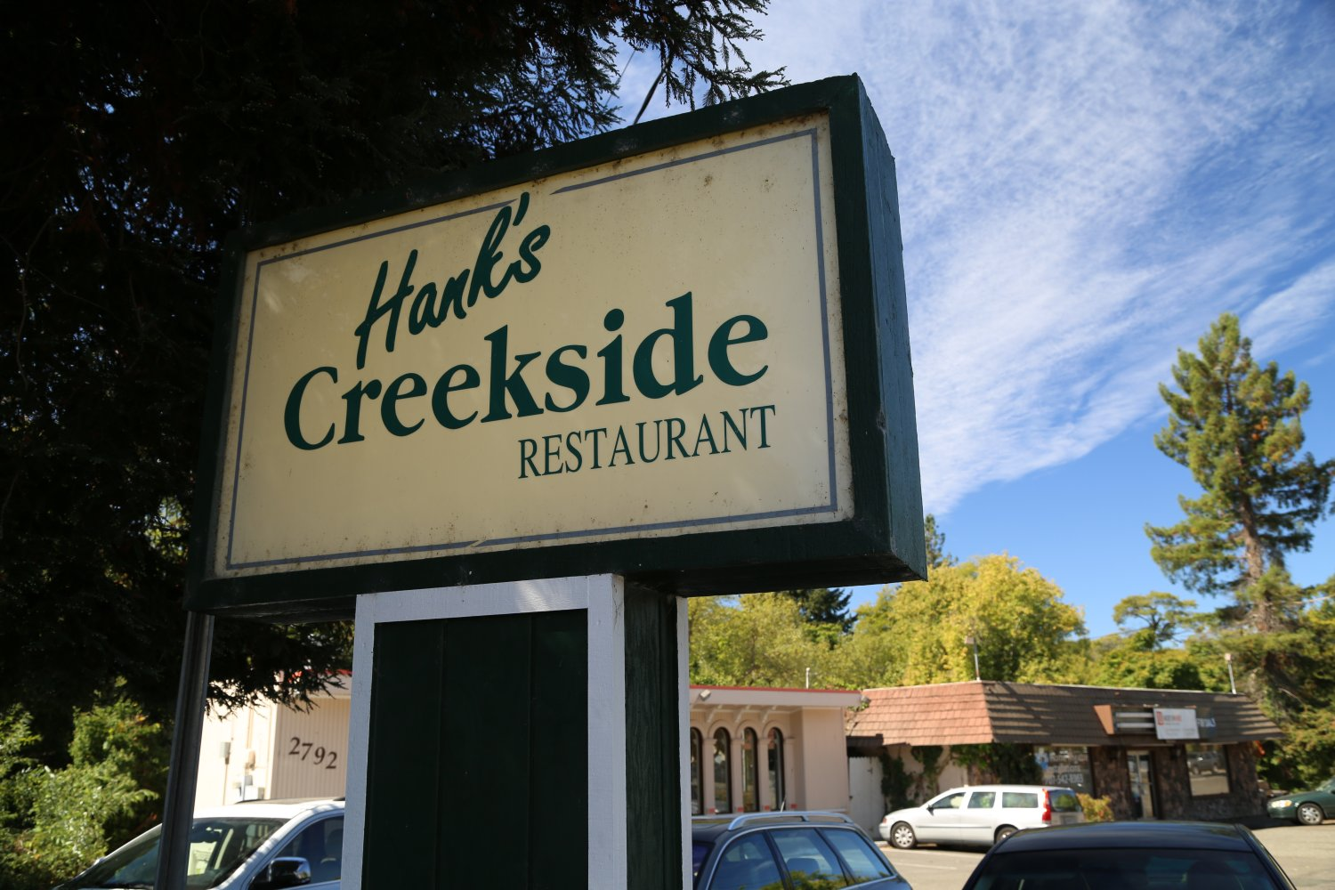 Hank S Creekside Cafe Breakfast Menu