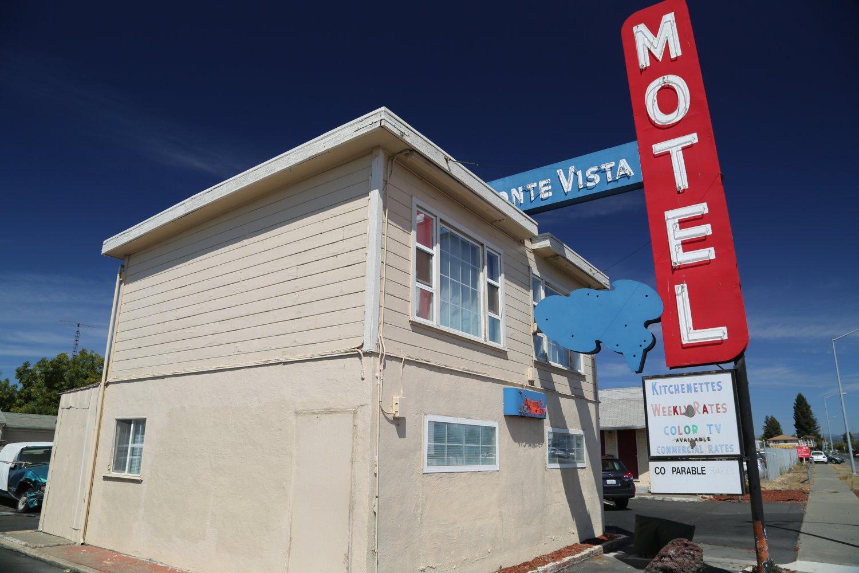 Monte Vista Hotel Santa Rosa Ca