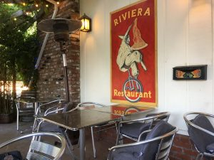Riviera Ristorante Is Located At 75 Montgomery Dr Not Far From Memorial Hospital In A Part Of Town That Semi Residential Mixed With Various