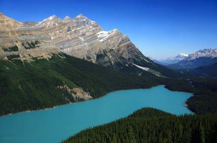 Lake-Alberta