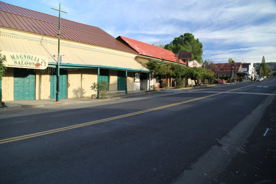 coulterville-main-street