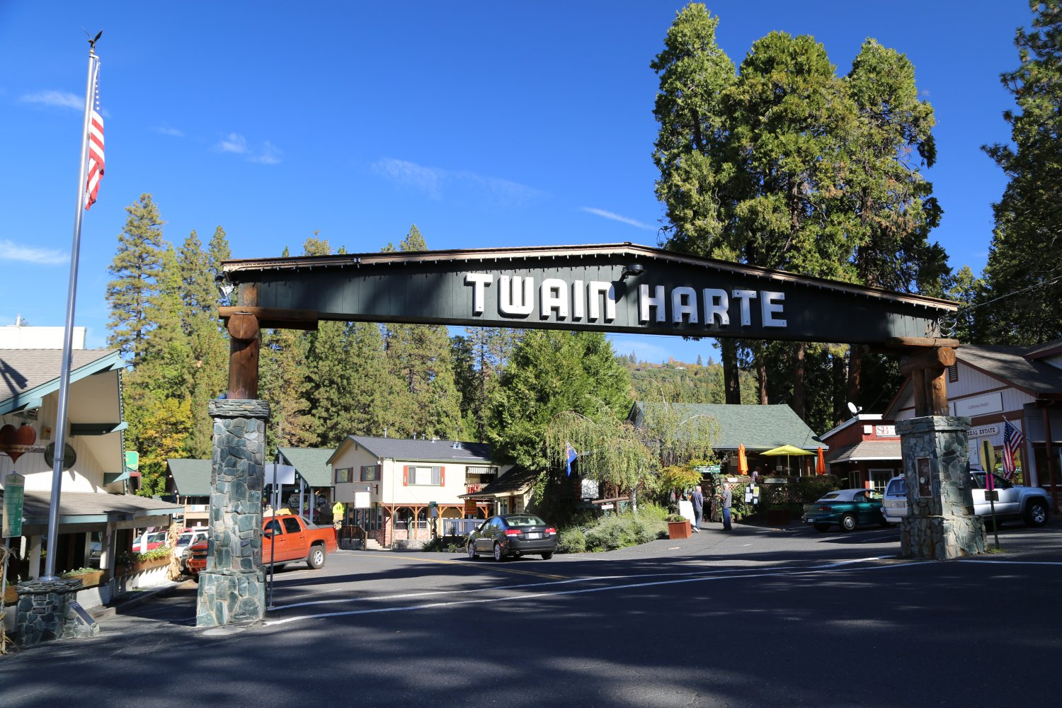 Guides Gold Country Ca Twain Harte Dave S Travel Corner