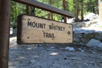 Mt. Whitney, CA – Whitney Hike
