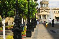 Guadalajara, Mexico – Plaza Tapatia