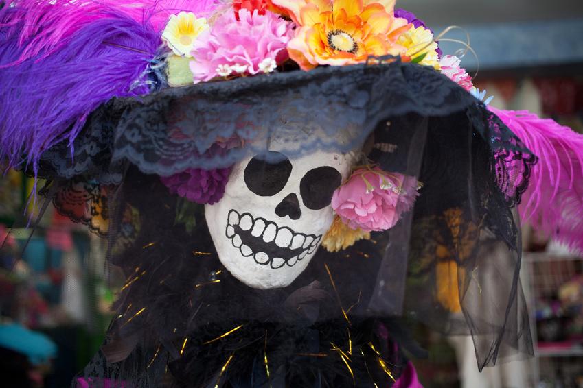 the dead are alive mexico festival