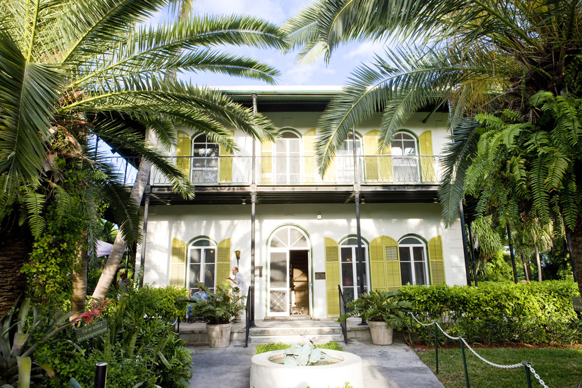 Hemingway House, Key West, Florida, USA
