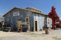 Bishop, CA – Laws Railroad Museum