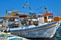 Paros, Greece – Ferries