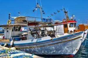 Paros-Boat