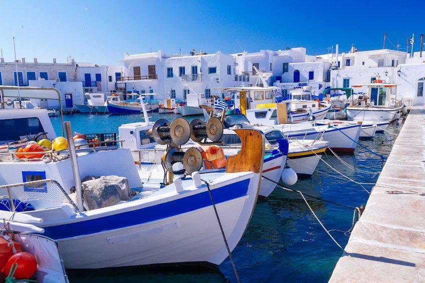 Paros-Boats