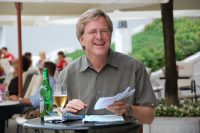 Europe Travel Guru, Rick Steves – December 2000