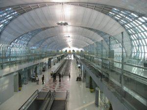 Suvarnabhumi-Terminal