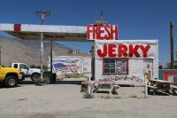 Gus's Fresh Jerky, Olancha CA – March 2002