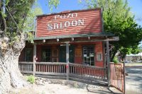 Pozo Saloon, Pozo CA – May 2002