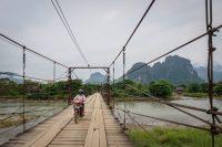 Vang Vieng, Laos – Motorcycles