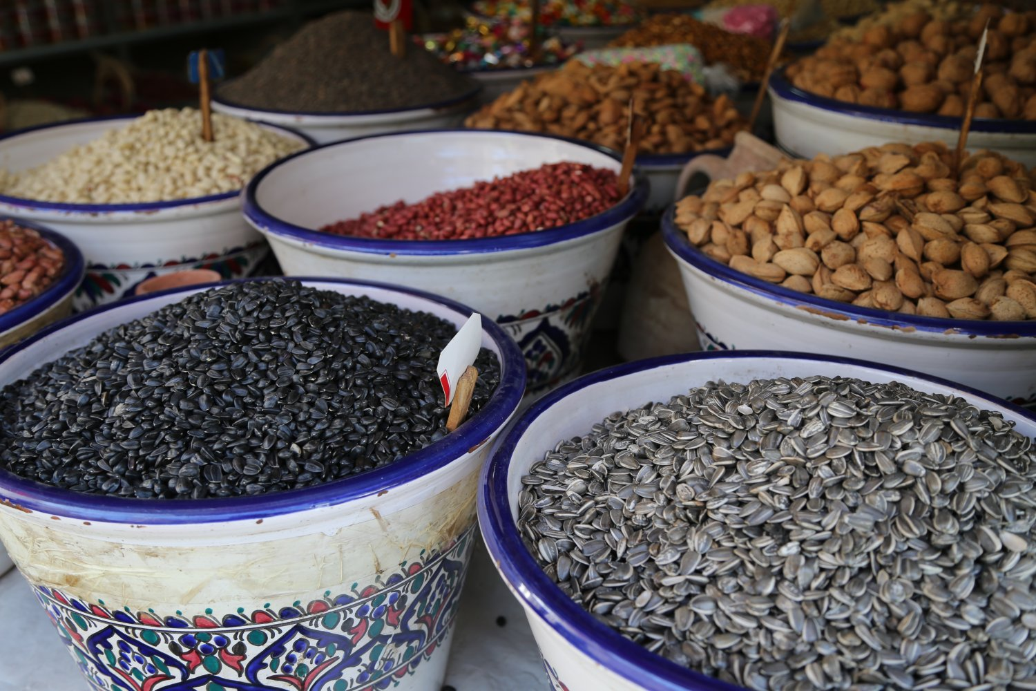 Moroccan-Nuts-Spices