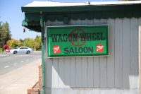 Wagon Wheel Saloon, Santa Rosa CA – October 2003