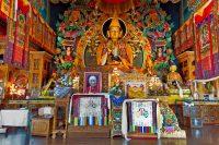 Kopan Monastery, Nepal – December 2003