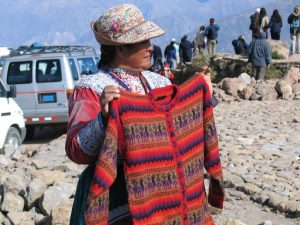 Colca-Canyon-Vendor
