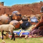 Peruvian-Woman-Weaving