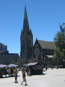 Cathedral-Square-Christchurch