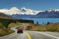 New Zealand, South Island – Driving