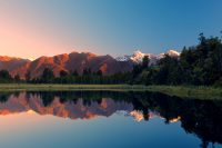 New Zealand, South Island – Mt. Cook