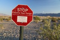 Death Valley, CA – The Heat