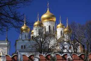 Moscow-Kremlin-Domes