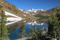 Saddlebag Lake Resort, CA – February 2006