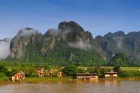 Three days in Laos