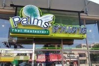Palms Thai Restaurant, Hollywood, CA – March 2006