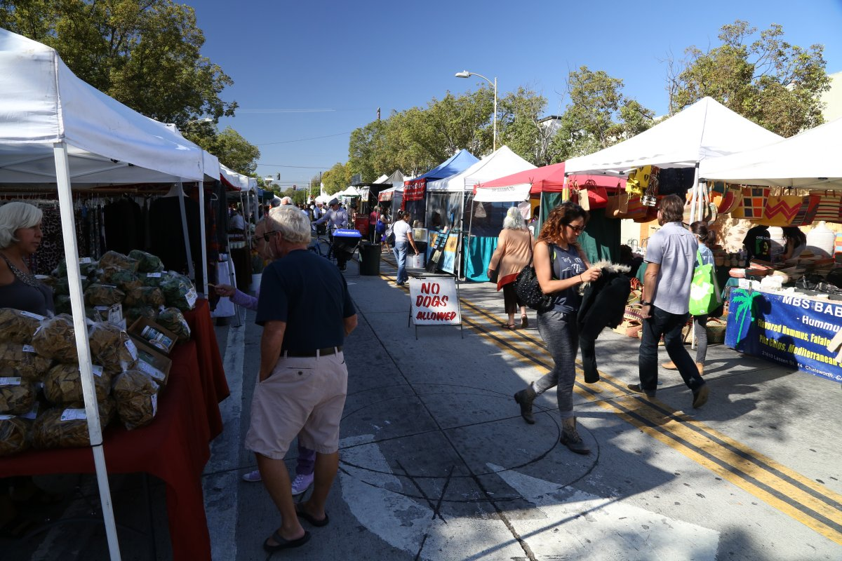 Los Angeles Ca Farmers Markets