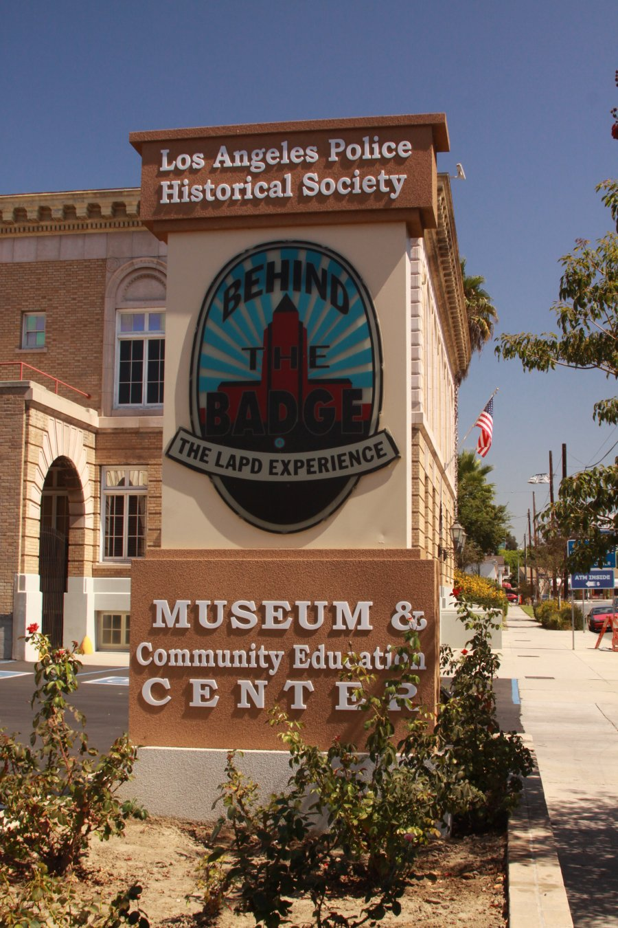 LAPD Museum North Hollywood http://www.pic2fly.com/LAPD+Museum+North+Hollywood.html