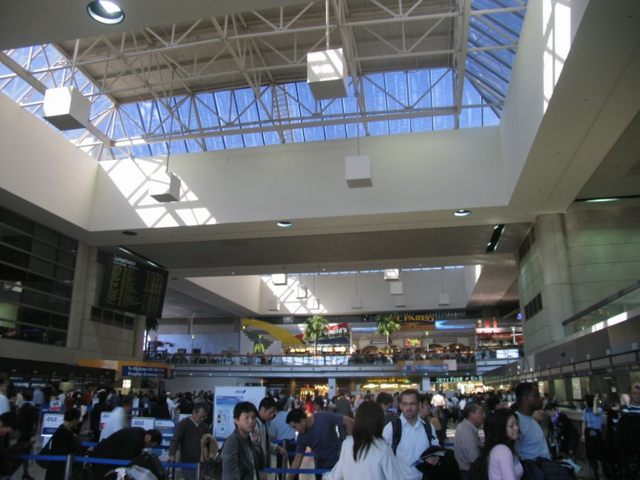 los angeles ca airports