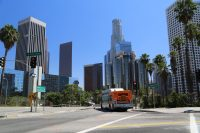 Los Angeles, CA – Public Transportation