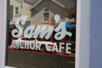 Sam's Anchor Cafe, Tiburon CA – April 2006