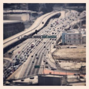 Guides los angeles freeways ca la freeways daves travel corner when there is little traffic on the freeways typically extremely late at night but during the day as well depending on which freeway in question and the publicscrutiny Images