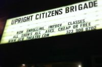 IMPROV-ing it in Hollywood