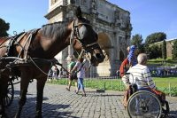 Wheelchair Accessible Travel In Rome